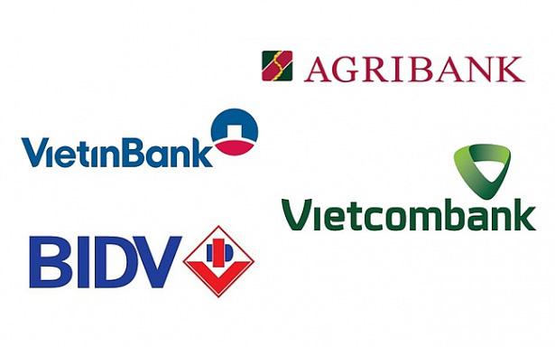 Đại dịch Covid-19: Vietcombank, VietinBank, BIDV, Agribank phải giảm ít nhất 40% lợi nhuận để hạ lãi suất