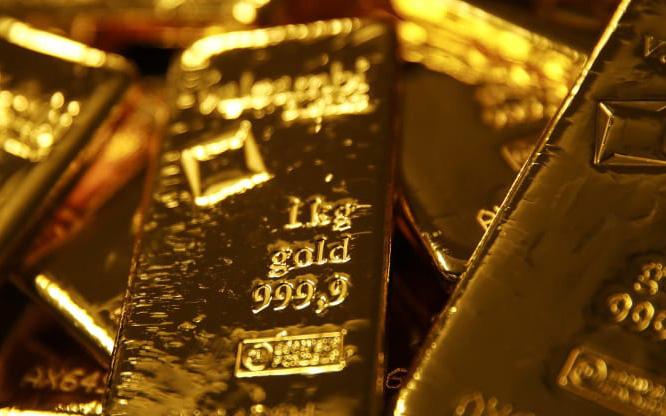 Giá vàng hôm nay 15/4 tăng cao kỷ lục trong 7 năm qua