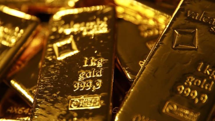 Giá vàng hôm nay 15/4 tăng cao kỷ lục trong 7 năm qua - Ảnh 1.