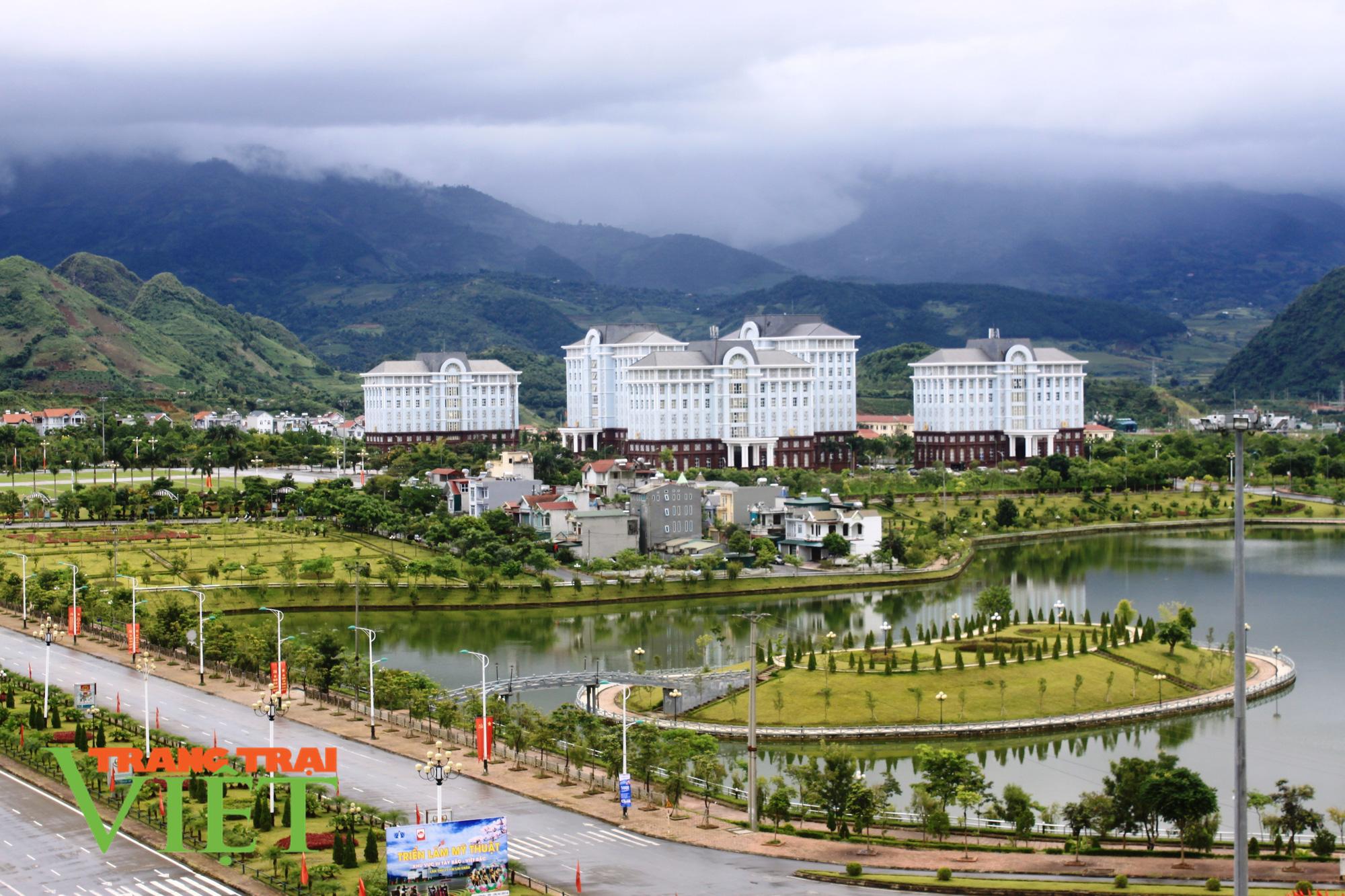 Thành phố Lai Châu chú trọng phát triển dịch vụ du lịch - Ảnh 4.