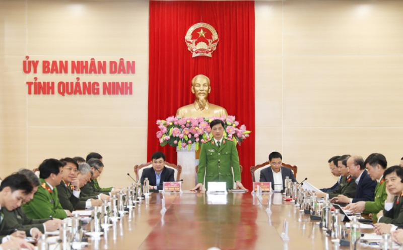 Trung tâm HLQG về phòng chống khủng bố ở Quảng Ninh: Vẫn vướng mặt bằng - Ảnh 2.