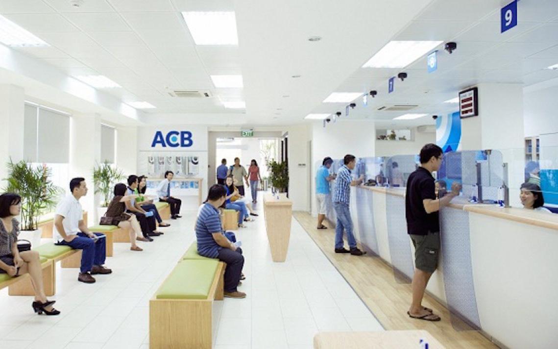 Ngân hàng ACB quý 1/2020: Thu nhập thua kém đối thủ