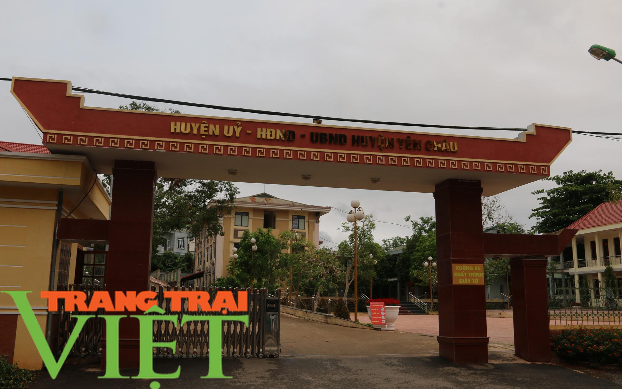 """Nông thôn mới Sơn La: Yên Châu ngày càng """"thay da đổi thịt"""""""