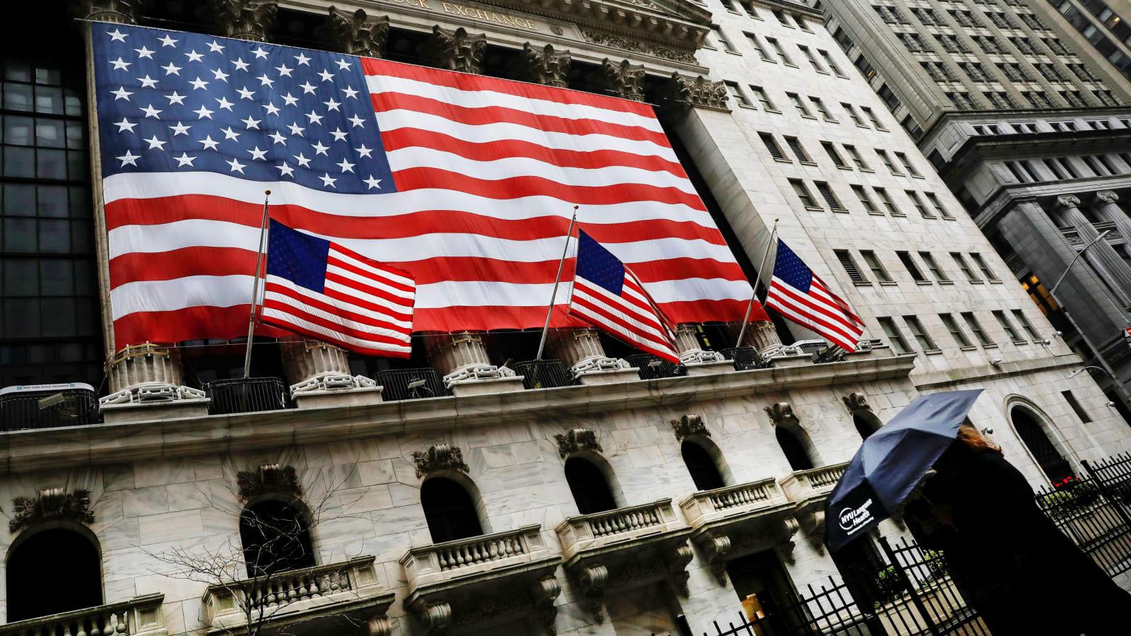 Chứng khoán Mỹ nhích nhẹ khi cổ phiếu công nghệ khởi sắc - Ảnh 1.