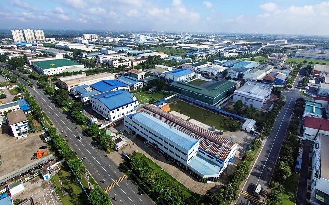 COVID-19 giúp bất động sản khu công nghiệp lên ngôi?