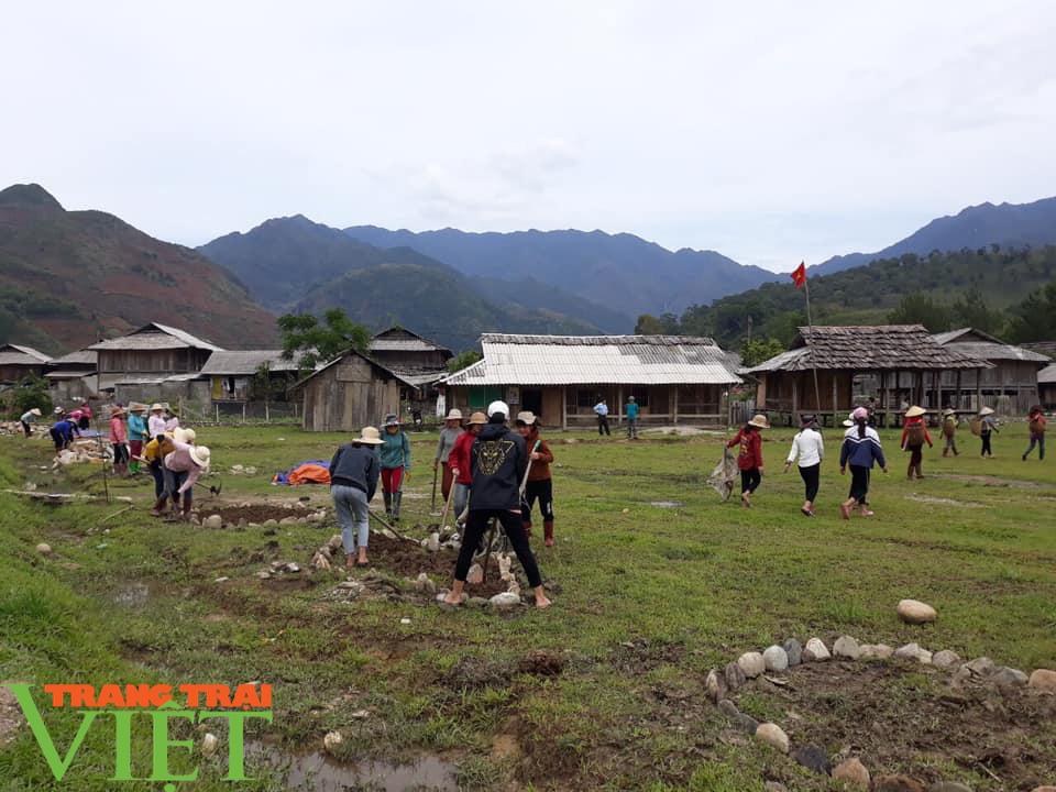 """Nông thôn mới Sơn La: """"Ngày thứ 7 với dân"""" ở Ngọc Chiến - Ảnh 6."""