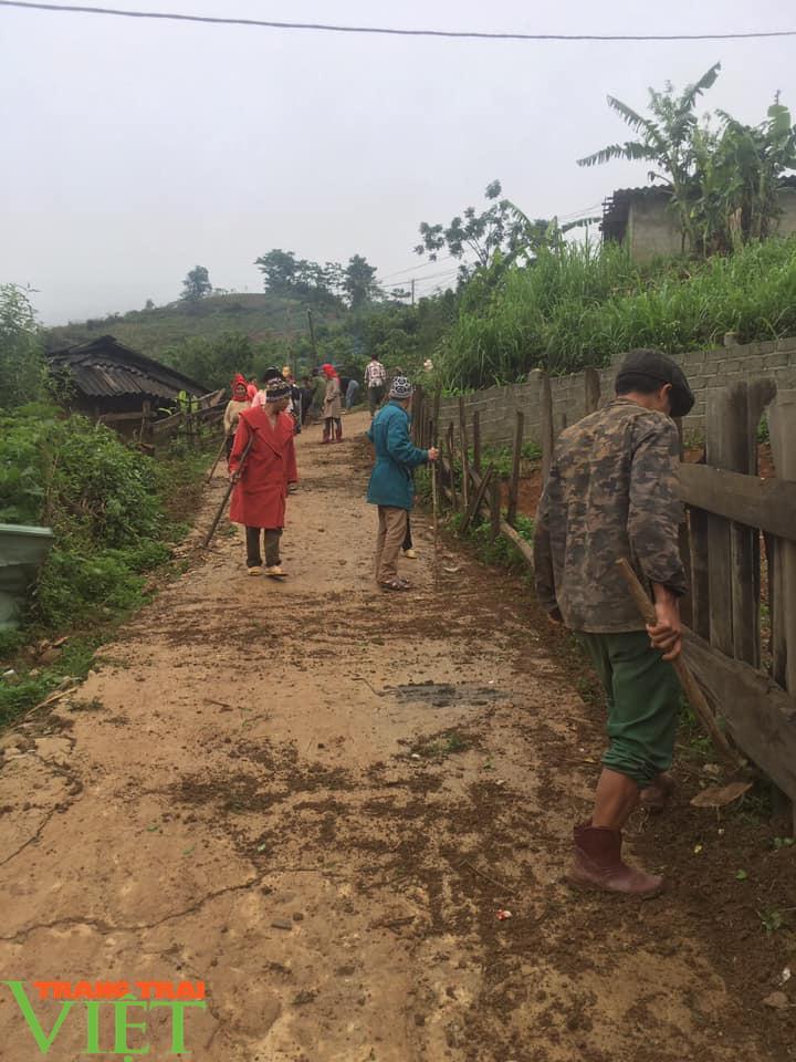 """Nông thôn mới Sơn La: """"Ngày thứ 7 với dân"""" ở Ngọc Chiến - Ảnh 5."""