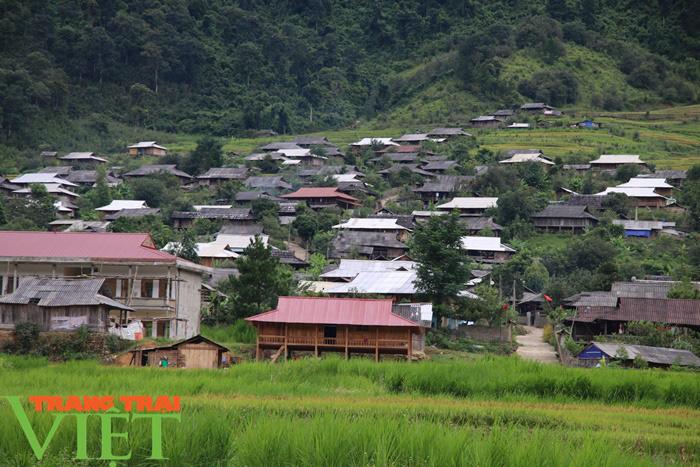 """Nông thôn mới Sơn La: """"Ngày thứ 7 với dân"""" ở Ngọc Chiến - Ảnh 1."""