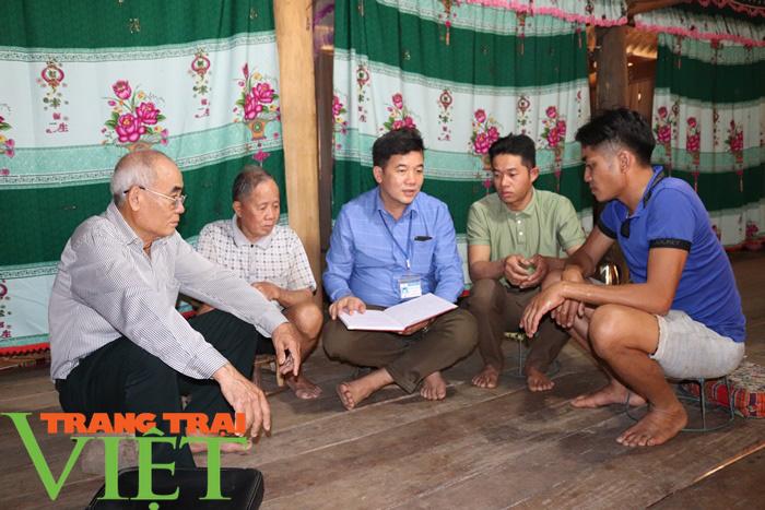 Nông thôn mới Sơn La: Lan tỏa phong trào hiến đất làm đường ở Tạ Bú - Ảnh 5.