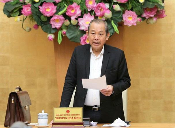 Phó thủ tướng: Dự án thua lỗ yếu kém, không thể phục hồi thì cho phá sản - Ảnh 1.