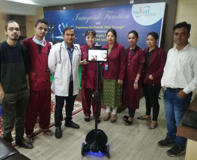 Startup Việt ở thung lũng Silicon chế tạo robot chăm sóc bệnh nhân Covid-19 - Ảnh 3.
