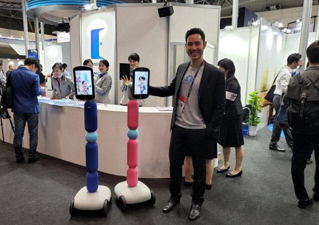 Startup Việt ở thung lũng Silicon chế tạo robot chăm sóc bệnh nhân Covid-19 - Ảnh 4.