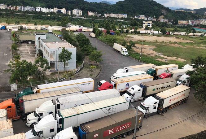 Trung Quốc lại siết hàng hóa qua biên giới, nông sản Việt lại thêm lo - Ảnh 1.