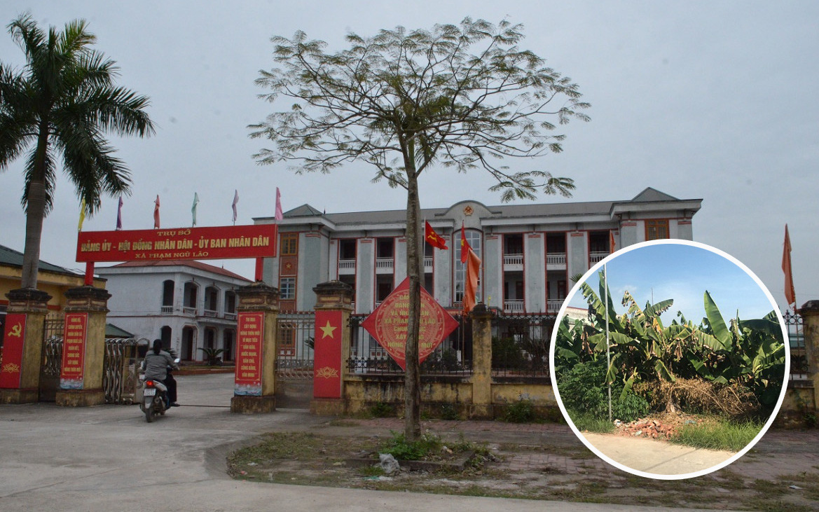 """UBND tỉnh Hưng Yên chỉ đạo """"nóng"""" vụ sai phạm tại xã Phạm Ngũ Lão"""