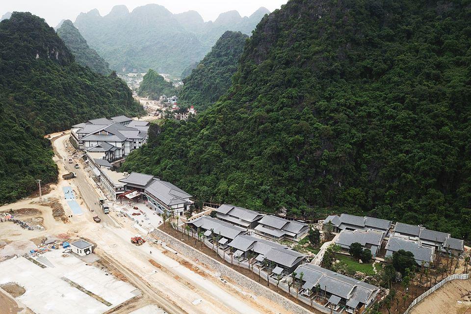 Tháo gỡ vướng mắc dự án đường bao biển nghìn tỷ Hạ Long – Cẩm Phả - Ảnh 1.