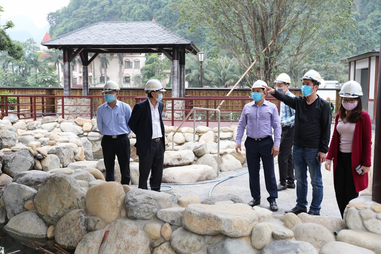 Tháo gỡ vướng mắc dự án đường bao biển nghìn tỷ Hạ Long – Cẩm Phả - Ảnh 2.