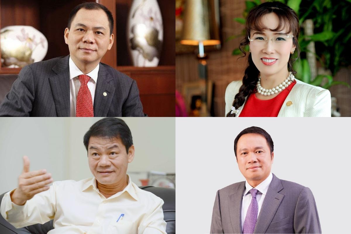 Forbes: Việt Nam có 4 tỷ phú năm 2020 - Ảnh 1.