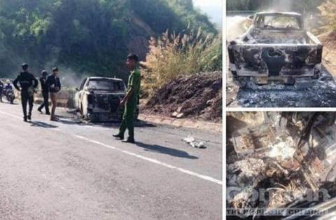 Nóng: Hành trình truy bắt Bí thư xã nghi giết người trong vụ cháy xe ô tô có thi thể bên trong - Ảnh 3.