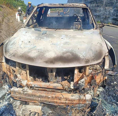 Nóng: Hành trình truy bắt Bí thư xã nghi giết người trong vụ cháy xe ô tô có thi thể bên trong - Ảnh 4.