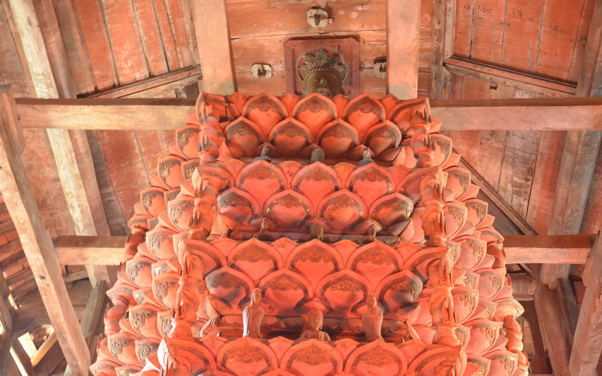 Báu vật quốc gia chỉ Việt Nam mới có hiện đang ở chùa Giám tỉnh Hải Dương là vật gì?