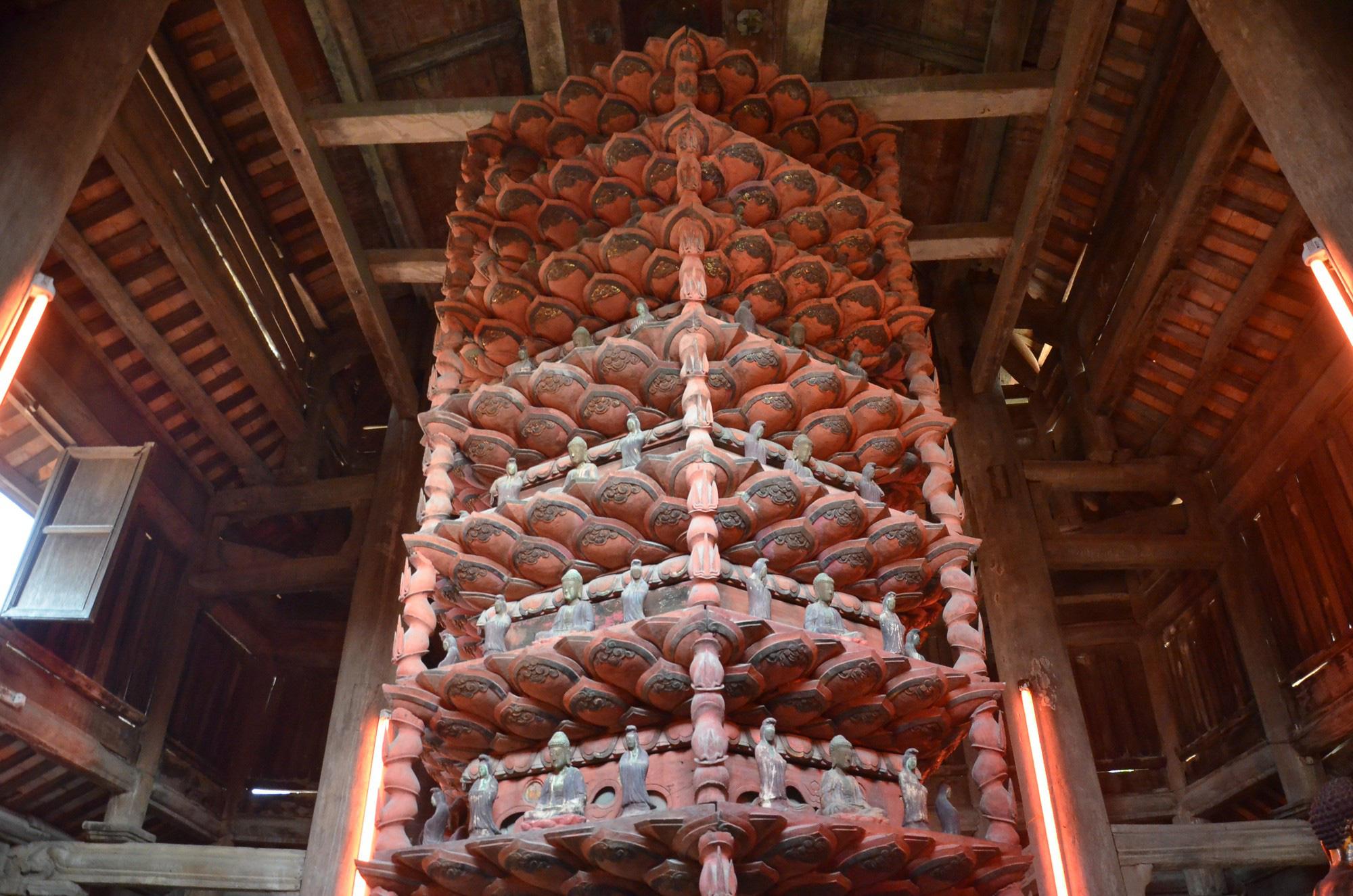 """Về chùa Giám Hải Dương chiêm ngưỡng """"báu vật"""" quốc gia từ cuối thế kỷ 17, chỉ có duy nhất ở Việt Nam  - Ảnh 4."""
