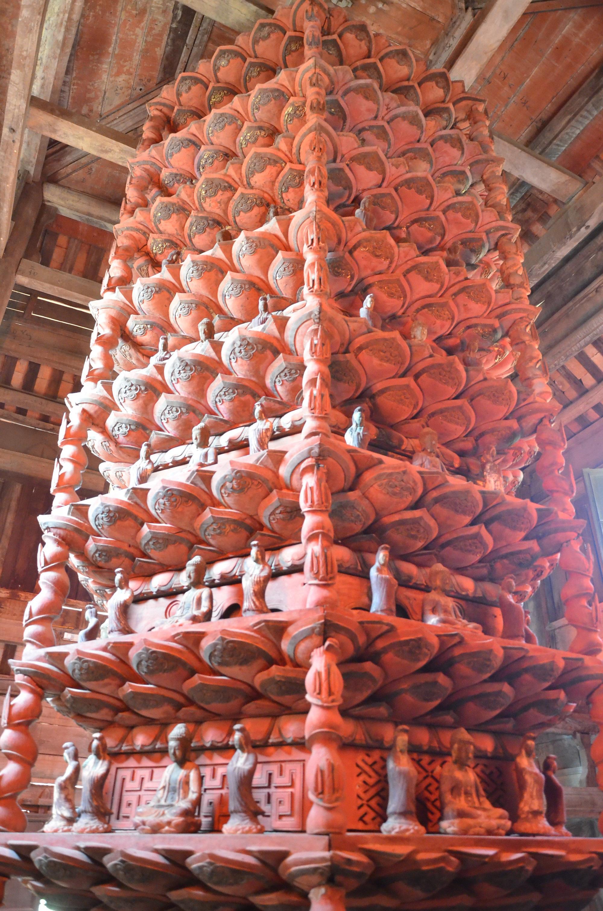 """Về chùa Giám Hải Dương chiêm ngưỡng """"báu vật"""" quốc gia từ cuối thế kỷ 17, chỉ có duy nhất ở Việt Nam  - Ảnh 5."""