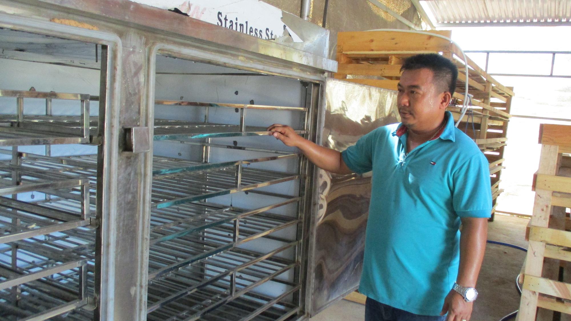 Quảng Nam: U40 xứ Quảng trồng nấm sò thu tiền rủng rỉnh quanh năm - Ảnh 5.
