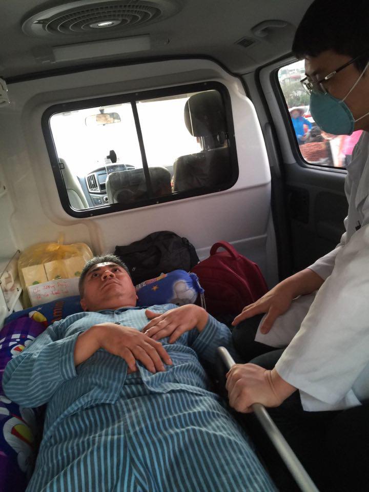 Gia đình bác sĩ bị đột quỵ ở Thái Nguyên mong nhận được sự giúp đỡ - Ảnh 2.