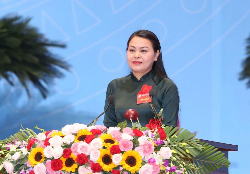 Bí thư Tỉnh ủy Nguyễn Thị Thu Hà chuyển sinh hoạt Đoàn đại biểu Quốc hội - Ảnh 1.