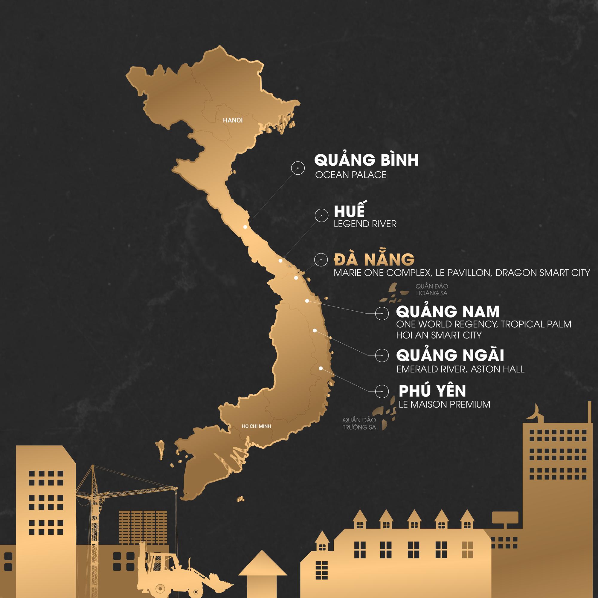 Hậu Covid-19, Đất Xanh Miền Trung quyết đặt dấu chân lên miền Trung trong năm nay - Ảnh 1.