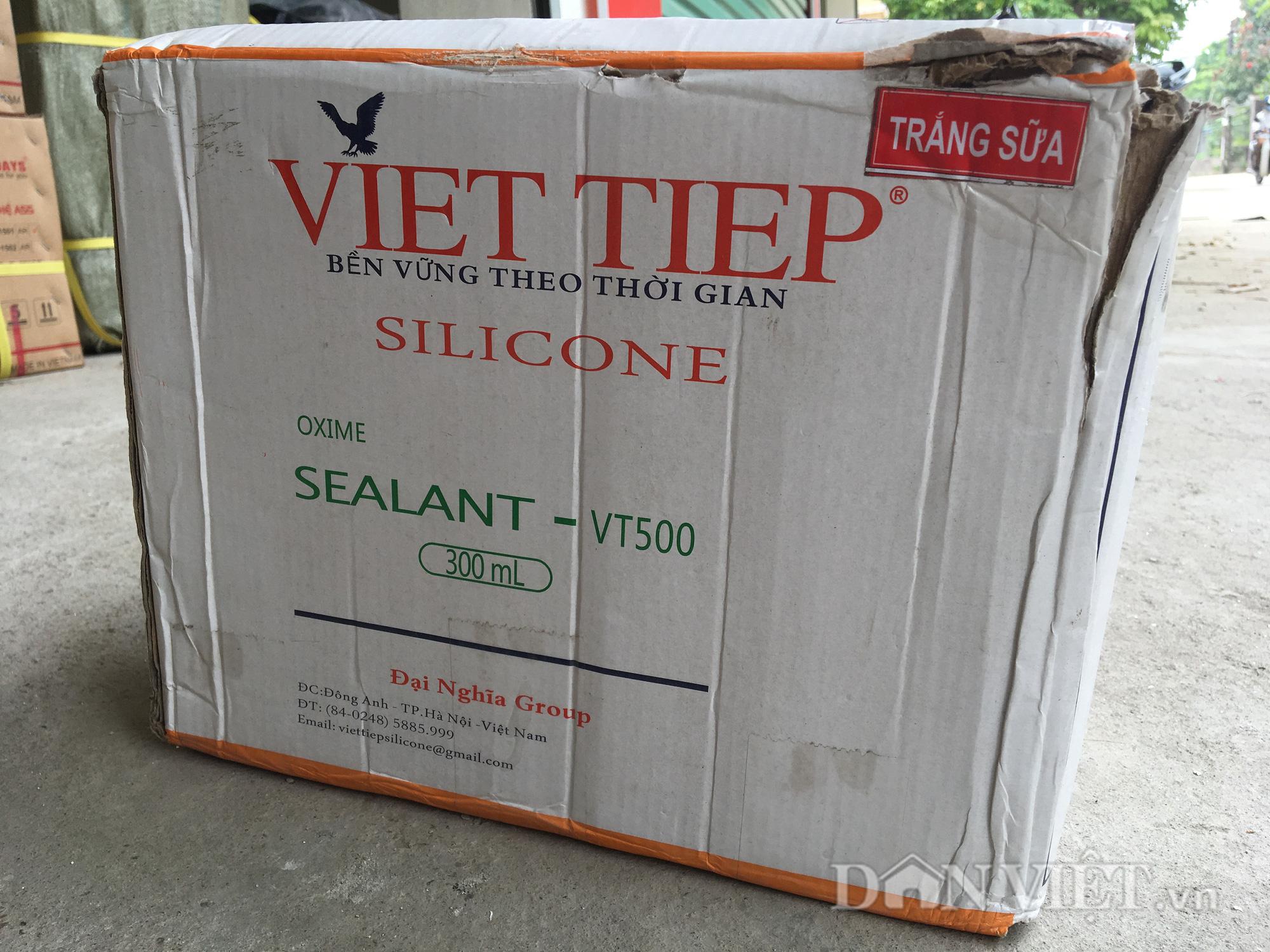 """Silicone Việt Tiệp bán """"keo chết"""" cho khách hàng? - Ảnh 2."""