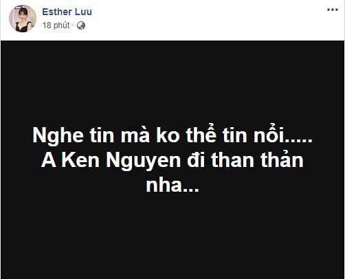 NTK Ken Nguyễn đột ngột qua đời ở tuổi 41 khiến Đàm Vĩnh Hưng, Hari Won bàng hoàng, xót xa - Ảnh 6.