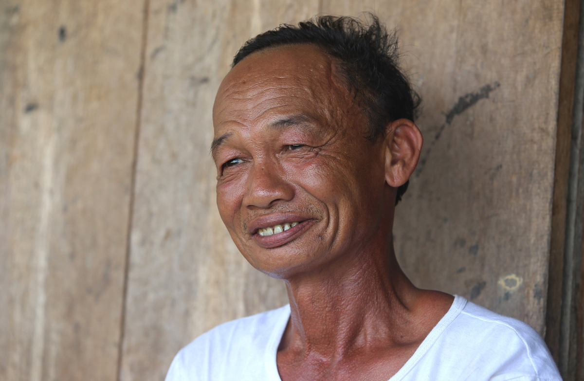 Người đàn ông 15 năm sống giữa lòng hồ thủy điện - Ảnh 3.
