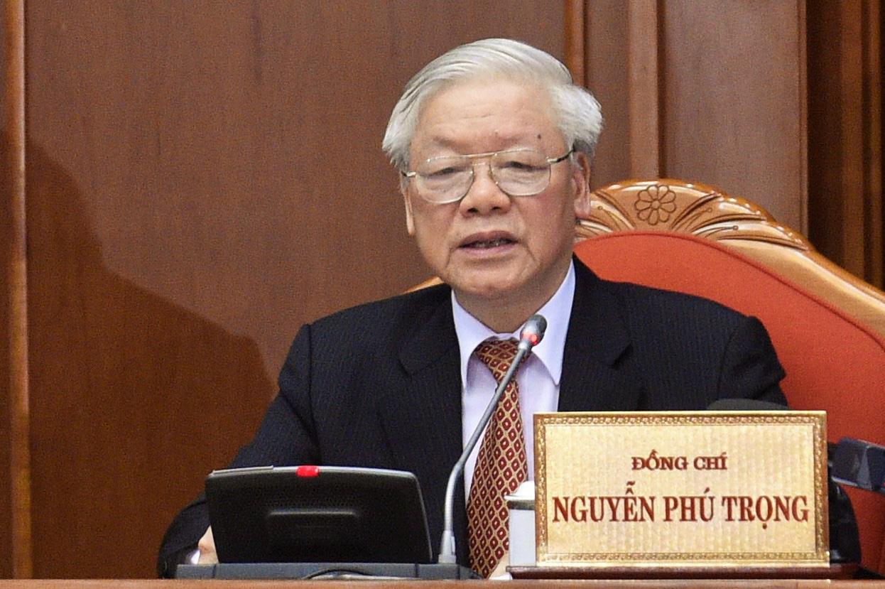 Trung ương ghi phiếu giới thiệu nhân sự quy hoạch Bộ Chính trị, Ban Bí thư - Ảnh 1.