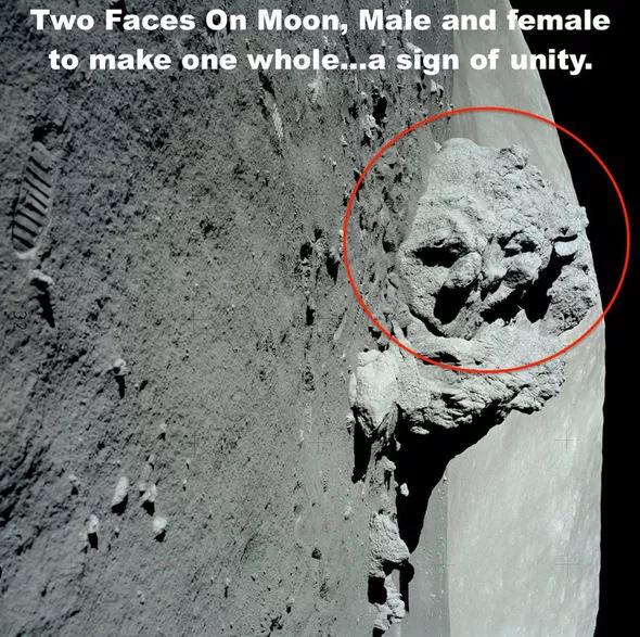 """Chuyên gia UFO phát hiện """"bằng chứng 100%"""" về người ngoài hành tinh trên Mặt trăng - Ảnh 2."""