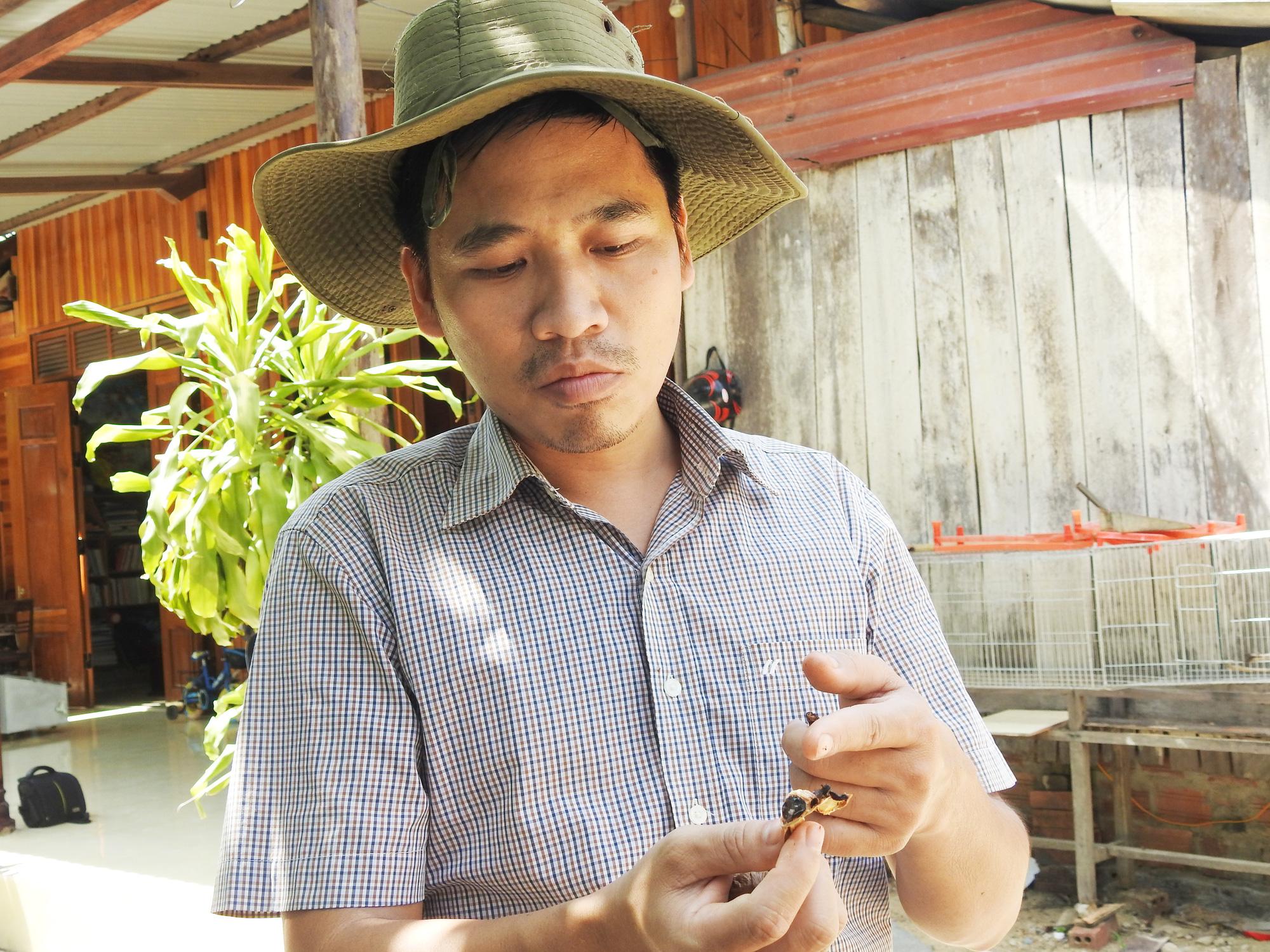 Quảng Bình: Thầy giáo trẻ đam mê nghiên cứu khoa học - Ảnh 1.