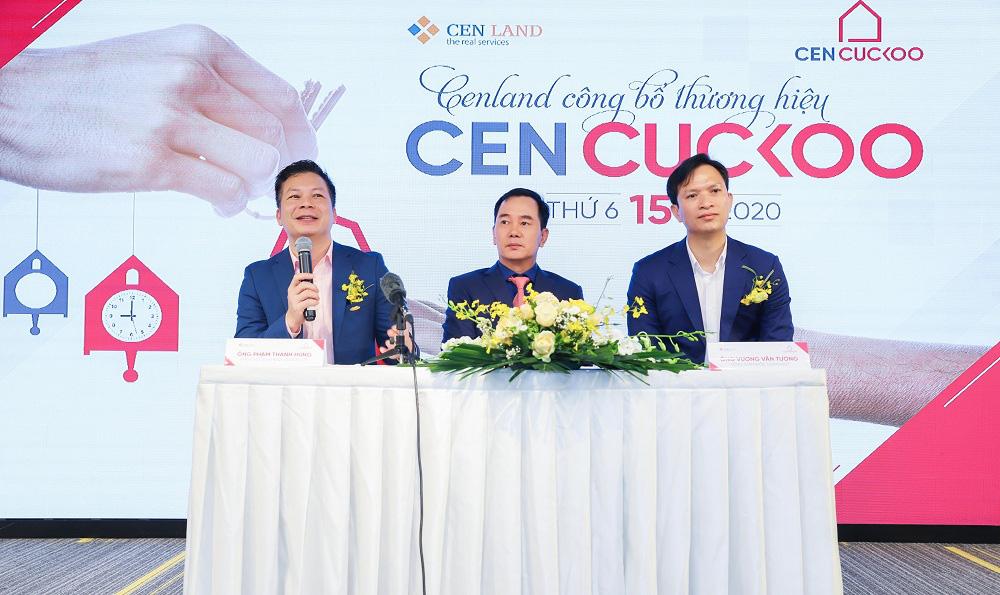 CenLand công bố thương hiệu Cen Cuckoo - Ảnh 1.