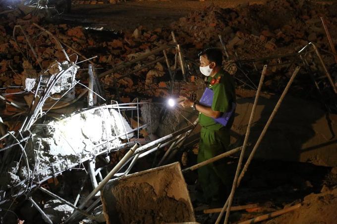 Nạn nhân vụ sập tường: 'Trời đất như sụp xuống trong tích tắc' - Ảnh 3.