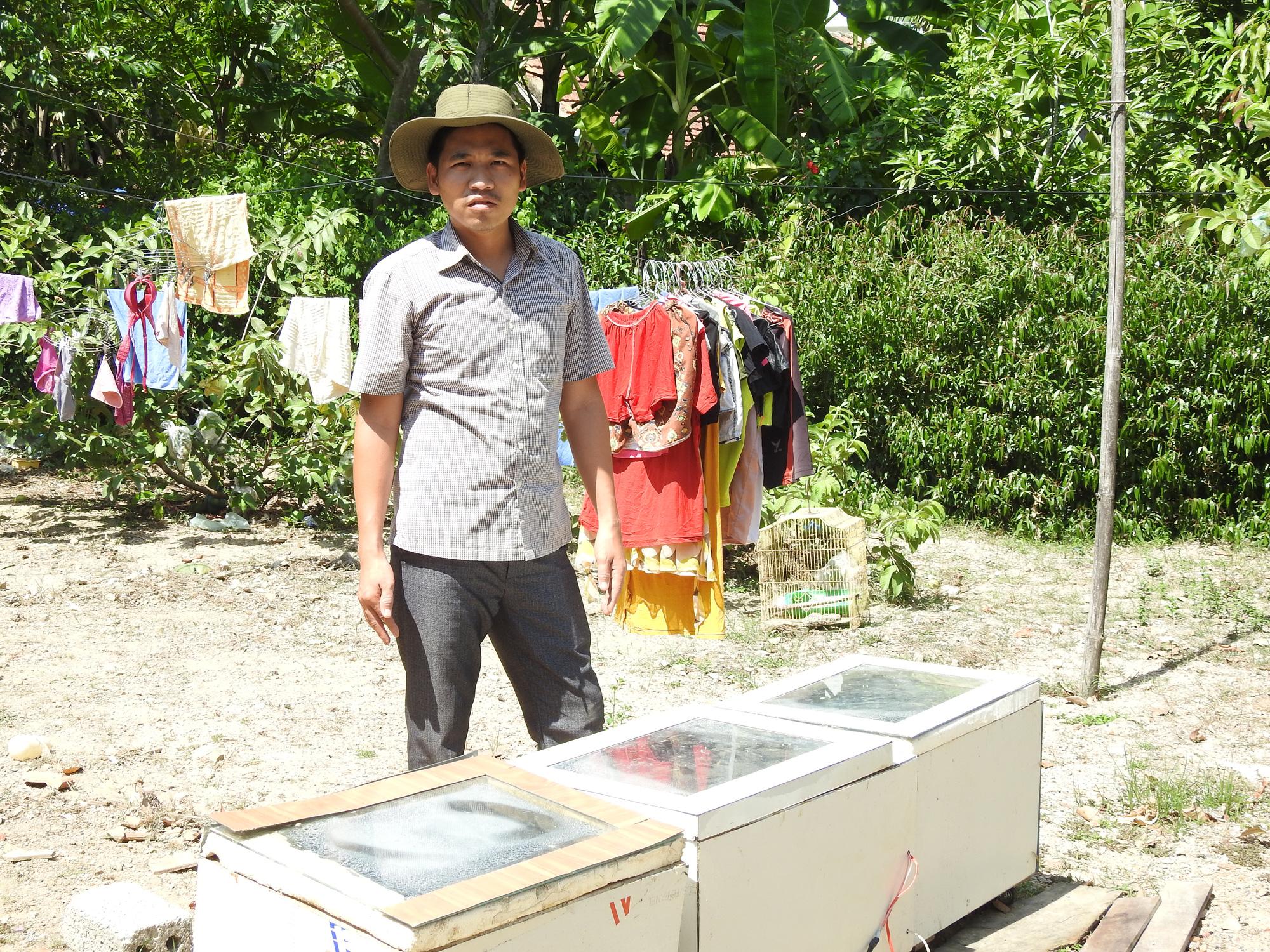 Quảng Bình: Thầy giáo trẻ đam mê nghiên cứu khoa học - Ảnh 7.