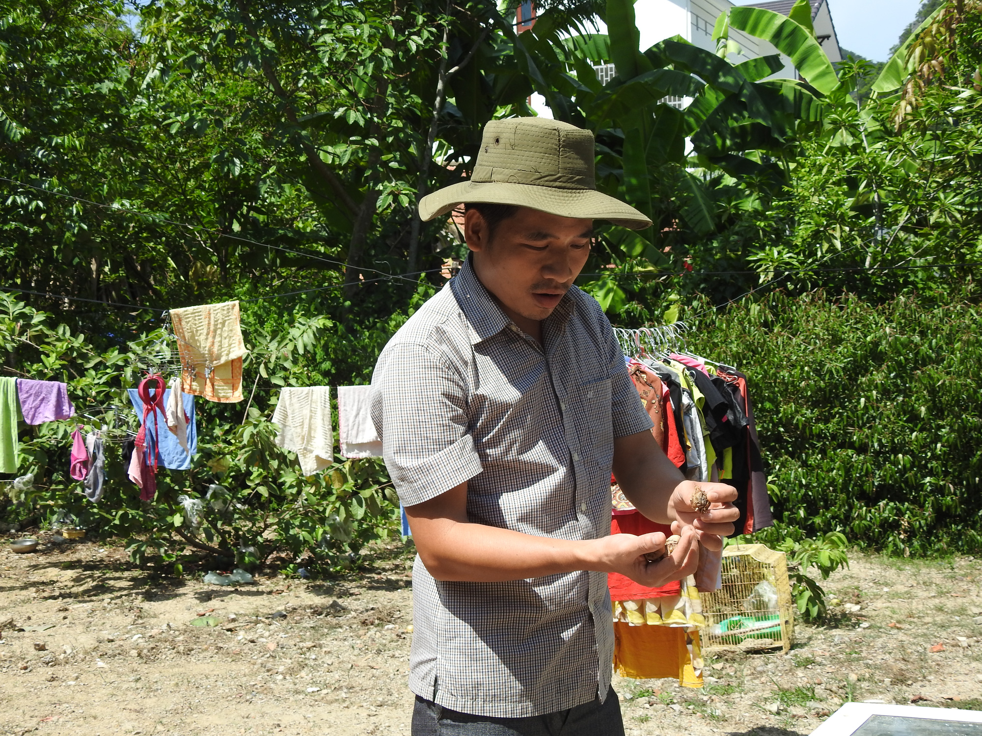 Quảng Bình: Thầy giáo trẻ đam mê nghiên cứu khoa học - Ảnh 6.