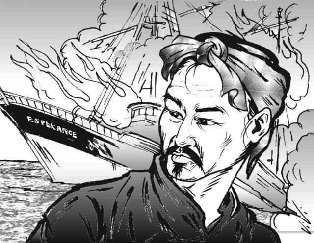 Ai là người Việt đầu tiên đánh chìm chiến hạm Pháp? - Ảnh 1.