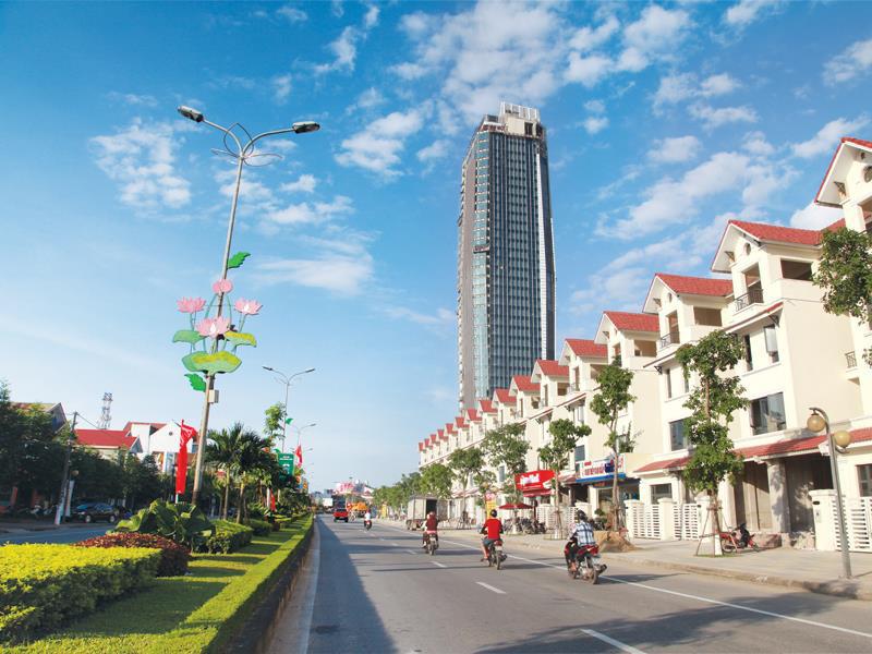 Thành phố Hà Tĩnh sẽ thay đổi ra sao khi Vingroup đầu tư dự án tỷ đô? - Ảnh 4.
