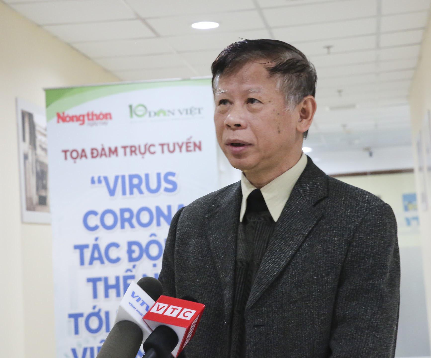 TS Đặng Kim Sơn cho rằng, nói 90% người Việt dùng gạo bẩn là không thỏa đáng.