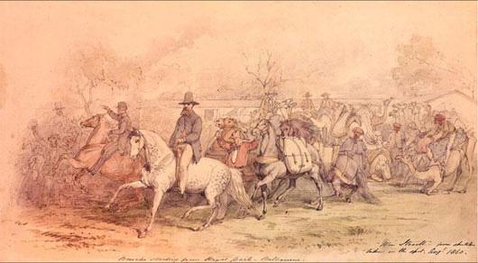 """Kết cục bi thảm của cuộc thám hiểm """"sa mạc 50 độ"""" ở châu Úc - Ảnh 1."""