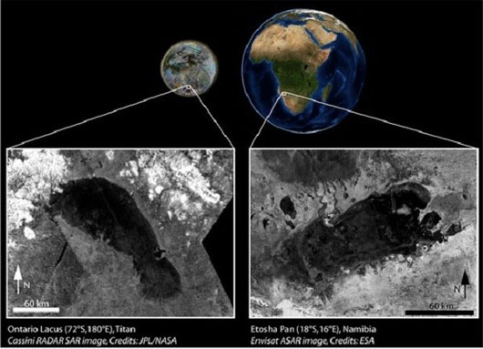 """4 địa điểm """"ngoài hành tinh"""" nổi tiếng trên Trái đất - Ảnh 1."""