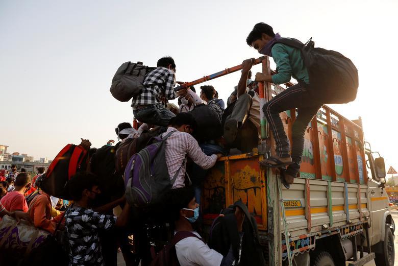 Người Ấn Độ tuyệt vọng muốn trở về nhà - Ảnh 6.