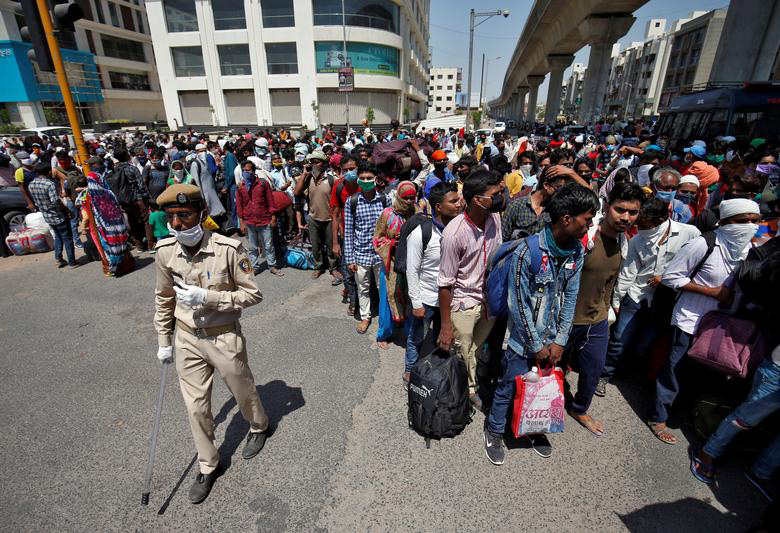 Người Ấn Độ tuyệt vọng muốn trở về nhà - Ảnh 9.