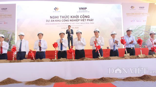 Mong KCN lớn nhất nước sớm lớn mạnh, đóng góp nhiều hơn cho đời sống người dân - Ảnh 6.