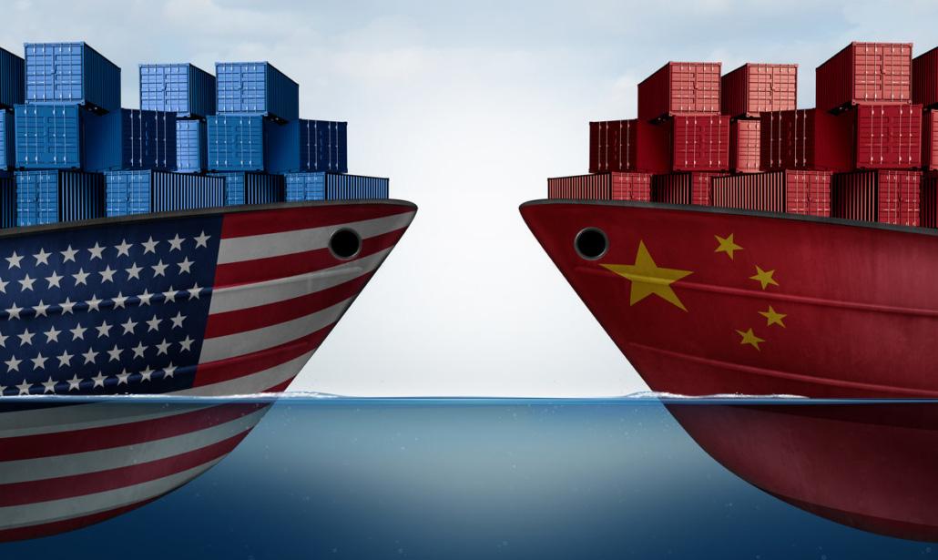 """""""Ly hôn"""" với Trung Quốc, Mỹ thiệt hại nhiều hơn? - Ảnh 2."""