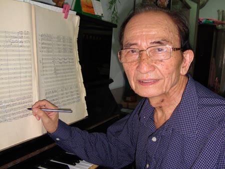 Vĩnh biệt nhà soạn nhạc giao hưởng  – GS.TS Nguyễn Văn Nam - Ảnh 1.
